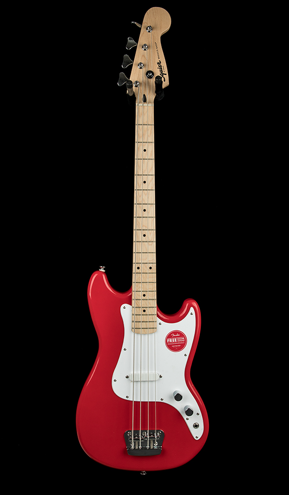 Squier Affinity Bronco Bass TRD #ICS19365637 Front