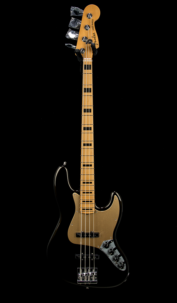 Fender American Ultra Jazz Bass #US20064473 Front