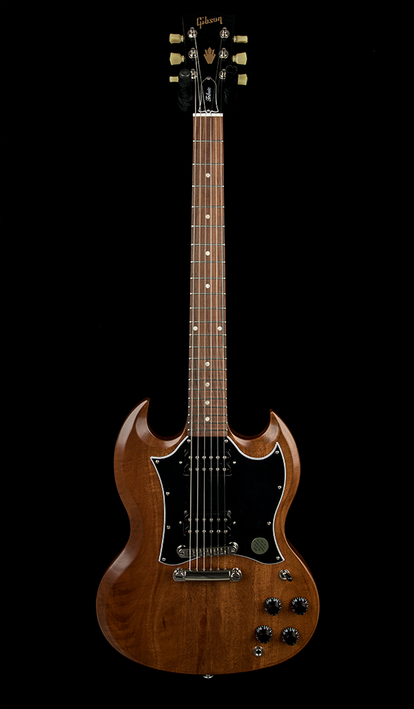 Gibson SG Tribute Natural Walnut #129590321 Front