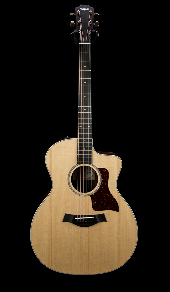 Factory Used Taylor 214ce DLX #2207080008 Front