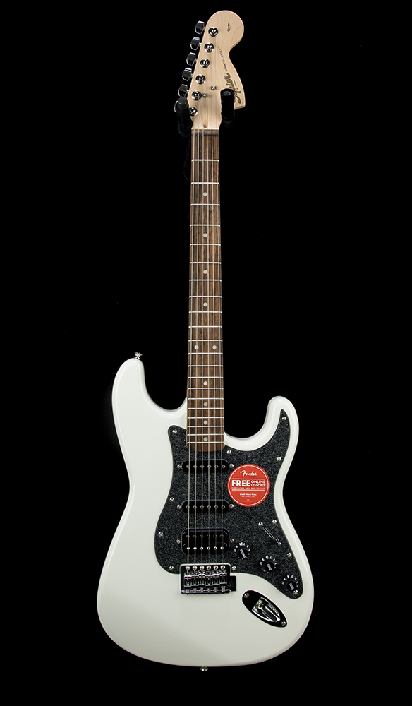 Squier Affinity Strat HSS OWT Front