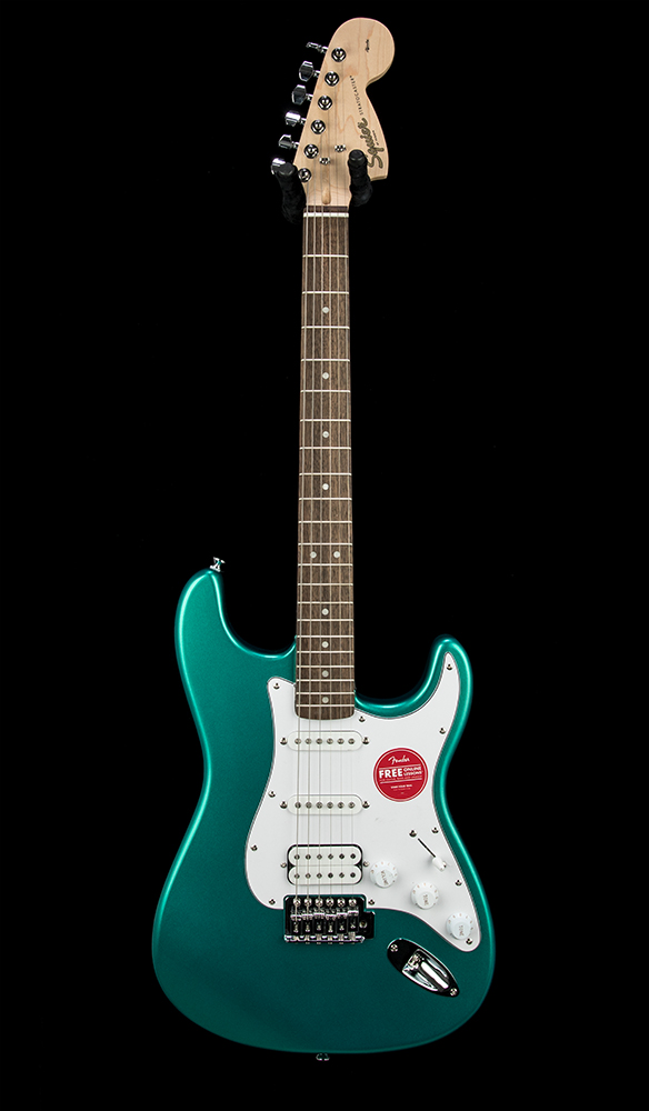 Squier Affinity Strat HSS RCG Front