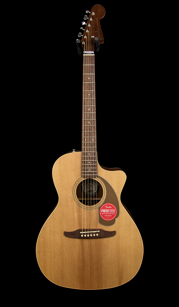 Fender Newporter Player Nat Front