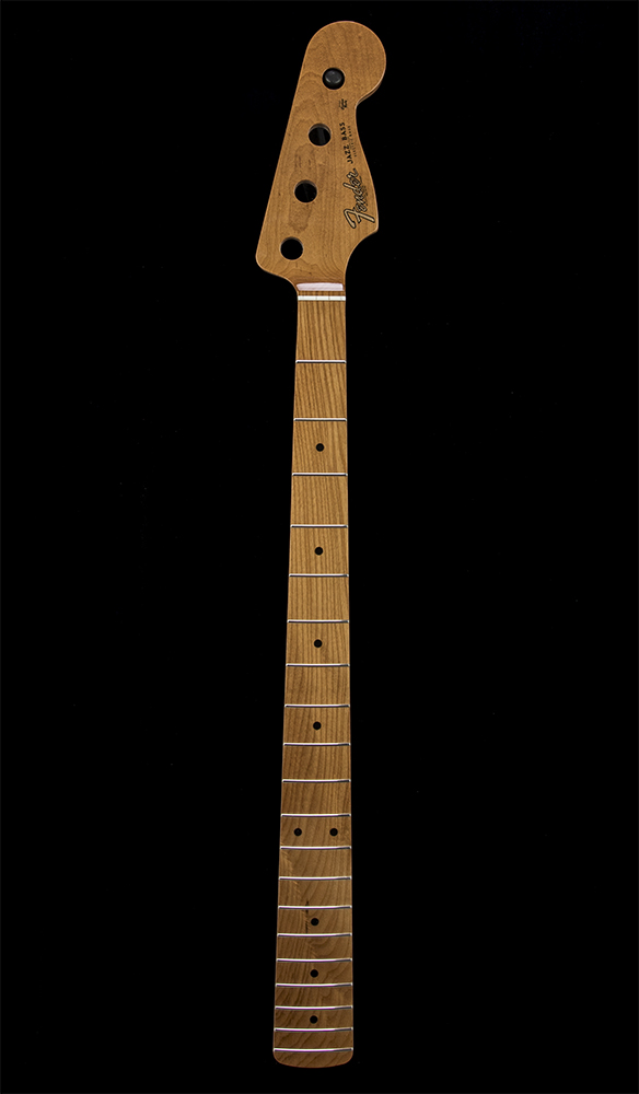 Fender Neck Roasted Vintera 60s J Bass #MXE20081857 Front