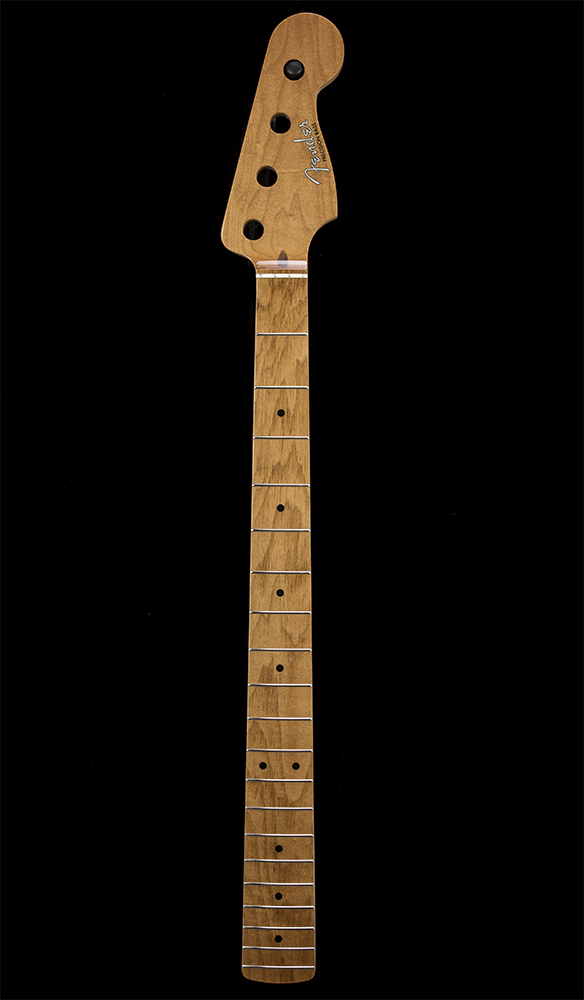 Fender Neck Roasted Vintera 50s P Bass #MXE20081873 Front