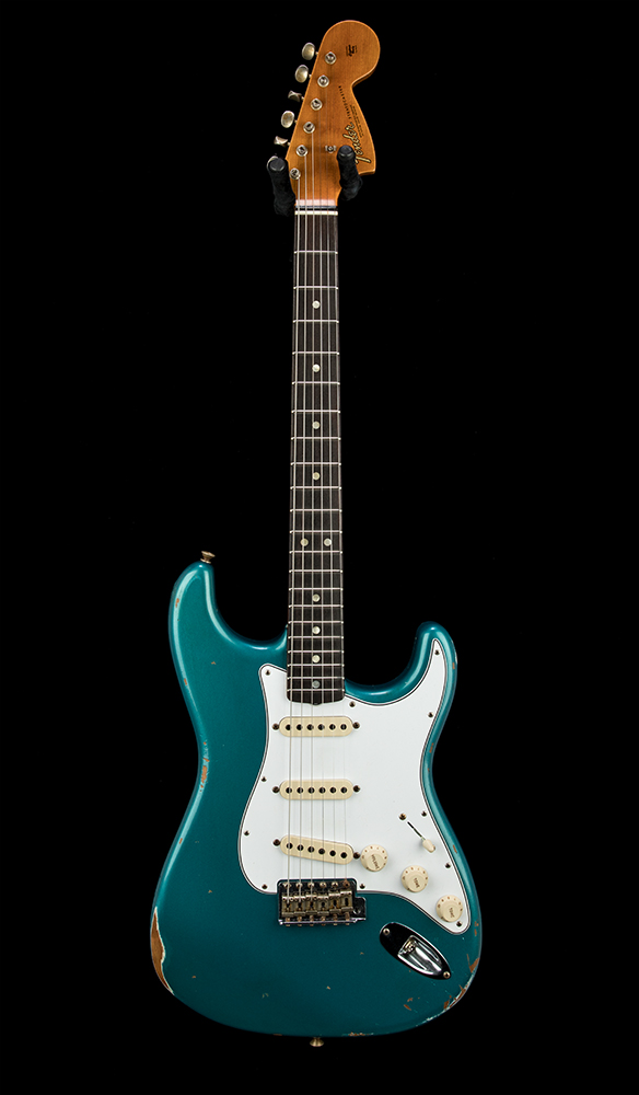 Fender Custom Shop Empire 67 Strat OTQ #CZ546462 Front