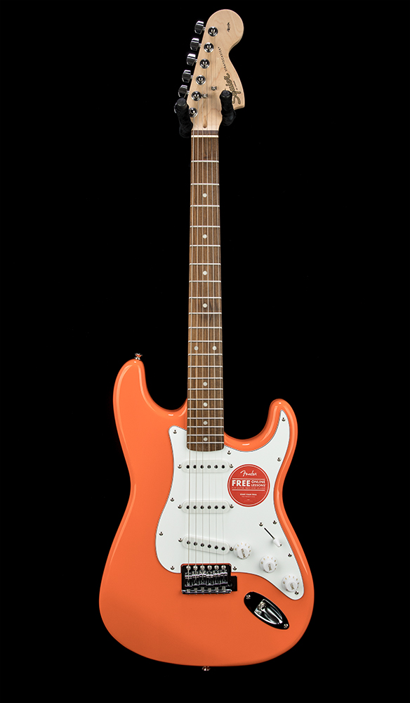 Squier Affinity Strat CPO Front
