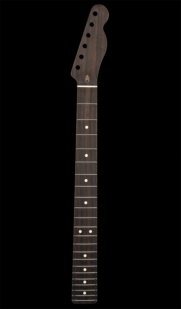 Fender Neck AM Pro Solid RW Tele #USE20029117 Front