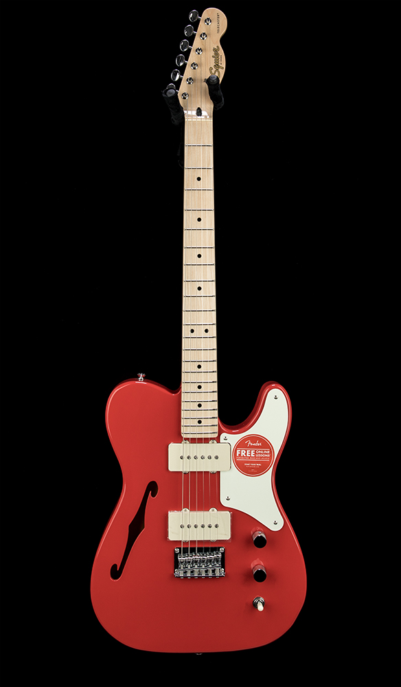 Squier Paranormal Cab Tele FRD #CYKG20006779 Front
