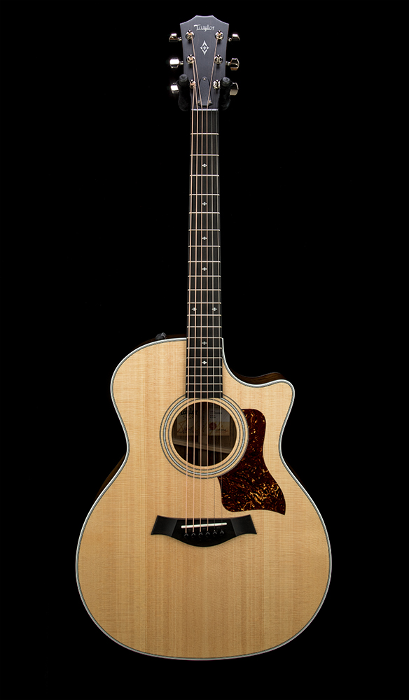 Taylor 414ce Demo #1110049064 Front