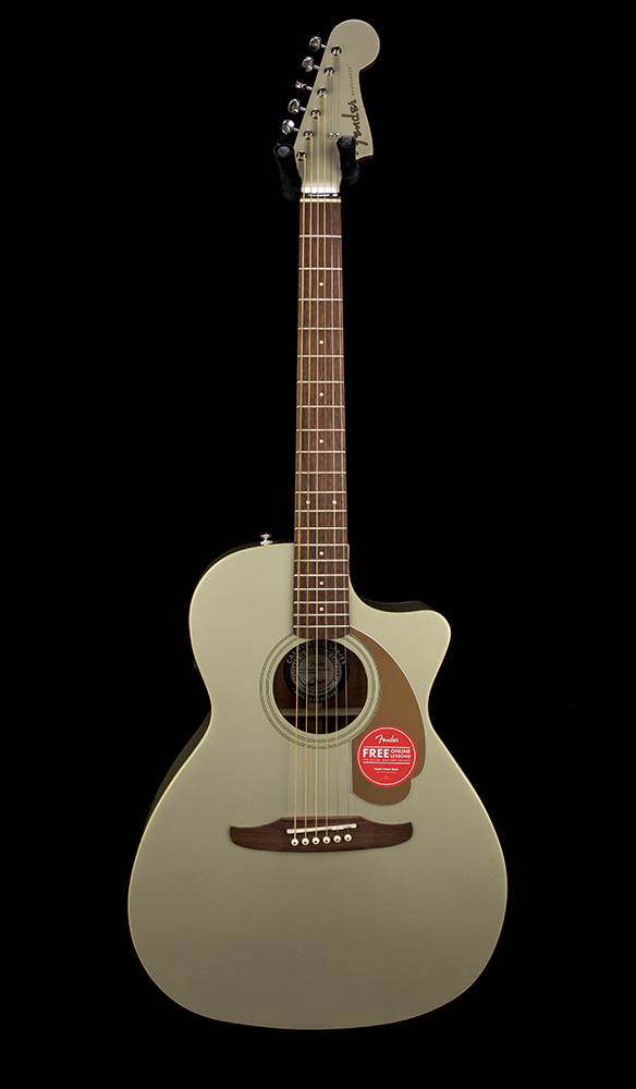 Fender Newporter Player CHP Front