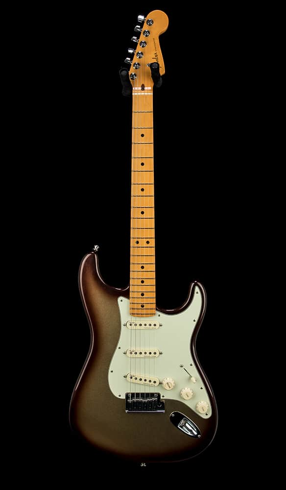 Used Fender Ultra Strat #US19069823 Front
