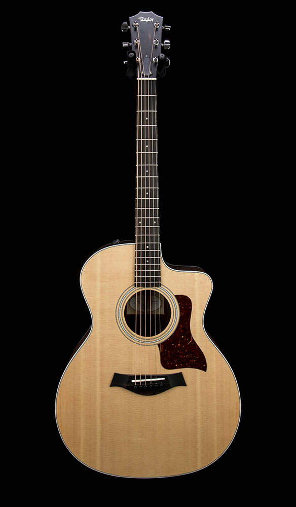 Factory Used Taylor 214ce #2210250257 Front