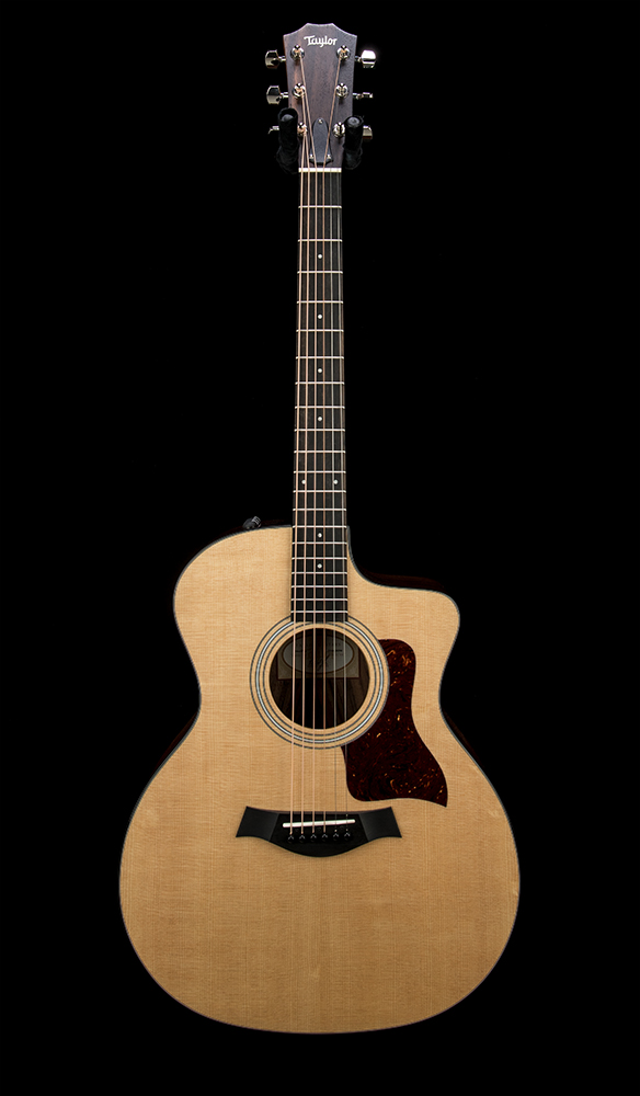 Factory Used Taylor 214ce Plus #2210020290 Front