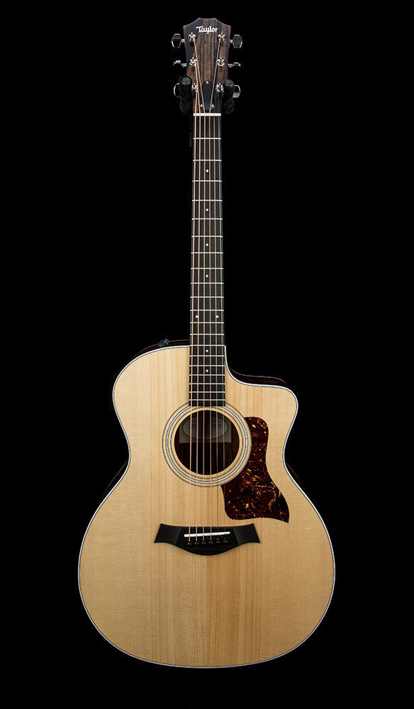 Taylor 214ce #2212110360 Front