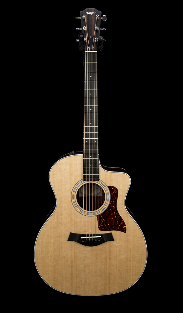 Taylor 214ce #2212110358 Front