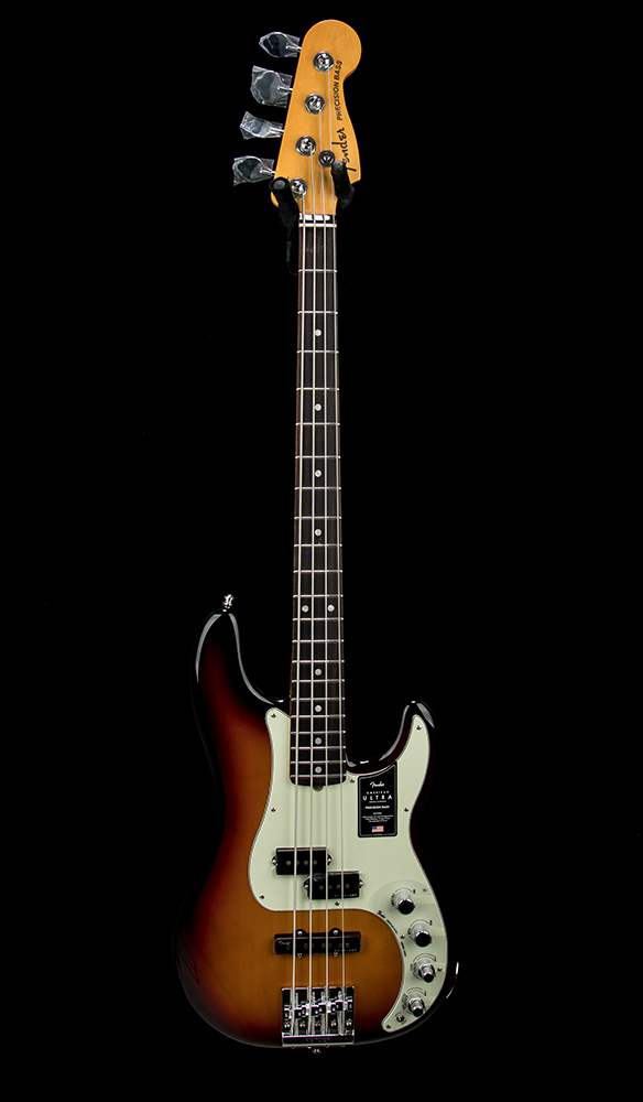 Fender American Ultra P Bass #US20053971 Front