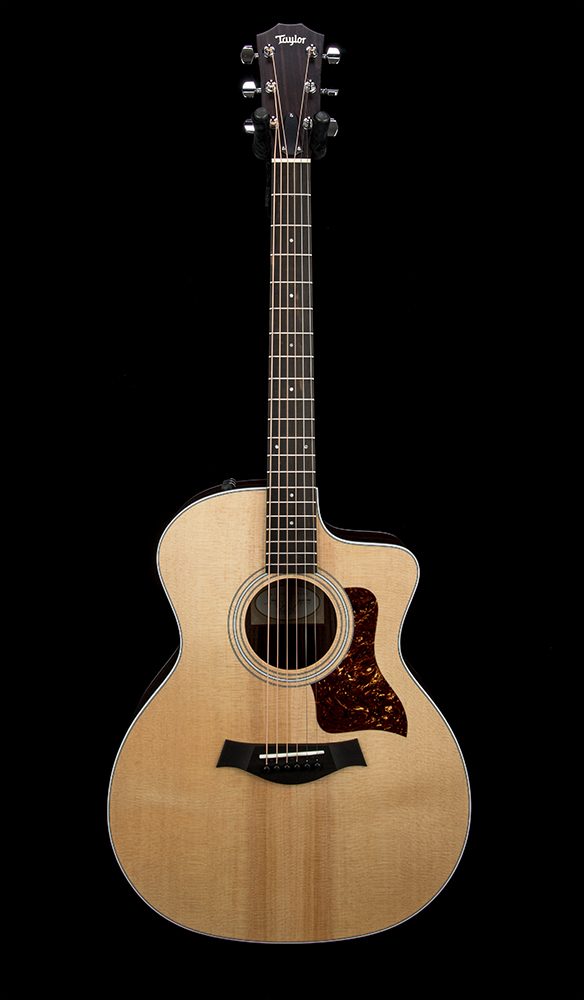 Taylor 214ce #2212110362 Front
