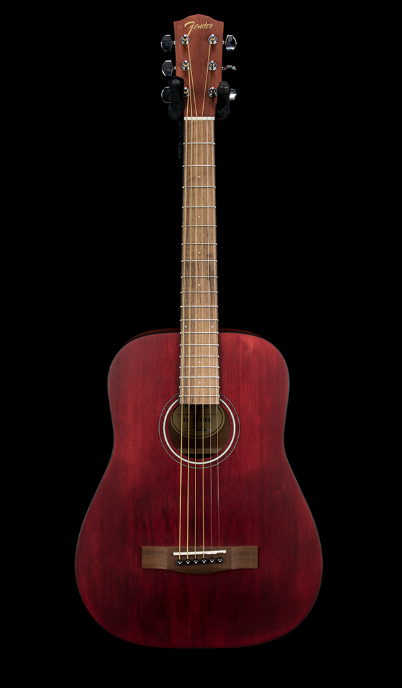 Fender FA15 Red Front