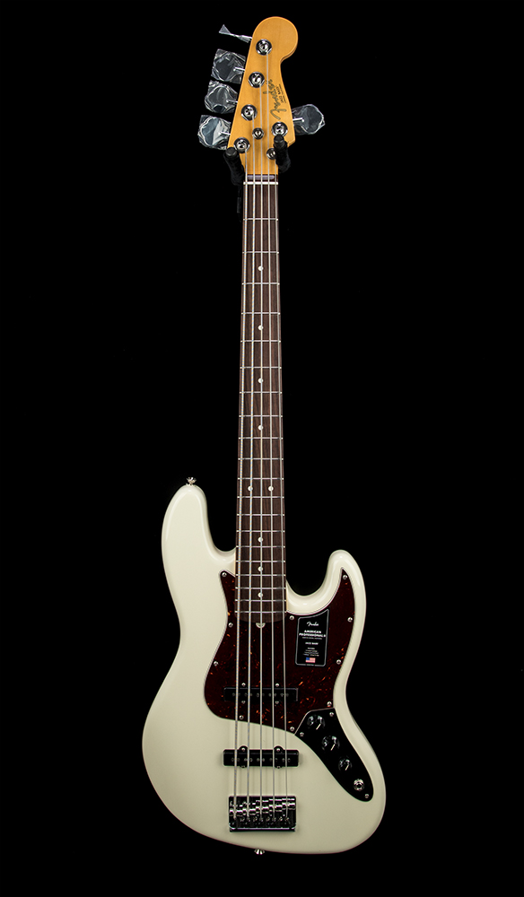 Fender American Pro II Jazz Bass V #US20092605 Front
