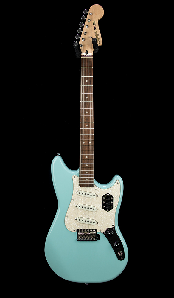 Squier Paranormal Cyclone DPB #CYKF20007363 Front