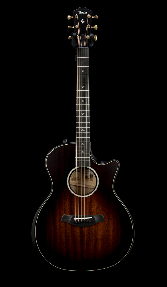 Factory Used Taylor Builders Edition 324ce #1212070043 Front