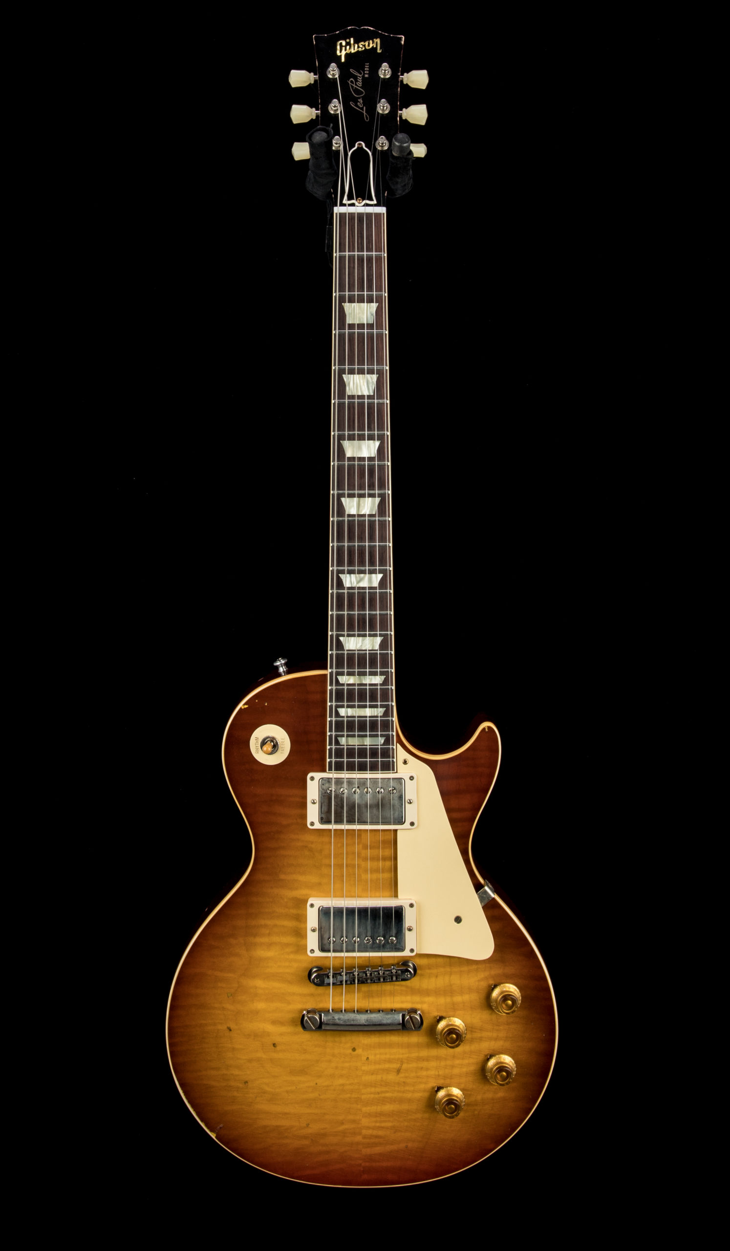 Gibson Custom Murphy Lab 1959 Les Paul Standard Light Aged #901311 Front