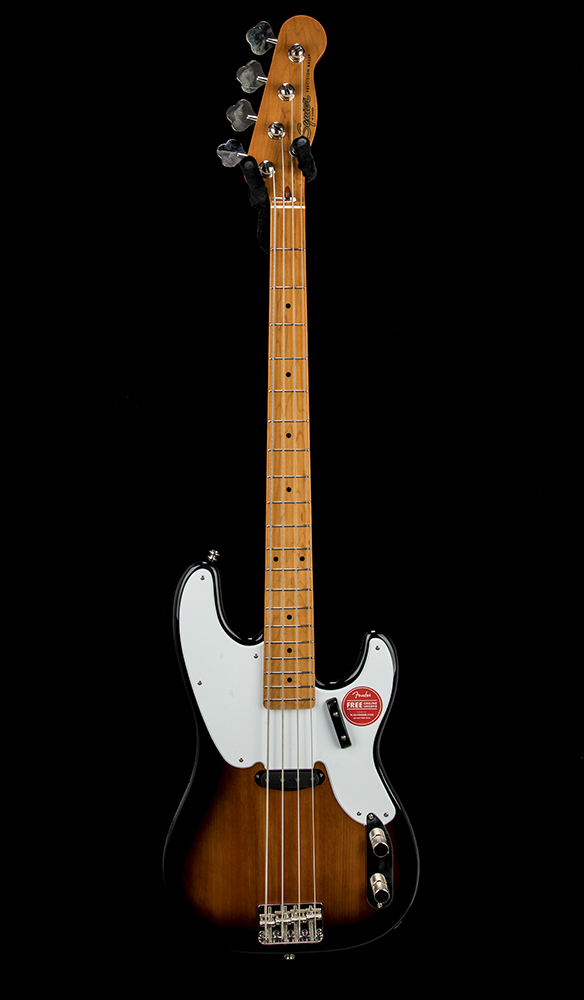 Squier CV 50s P Bass #ISSK20002516 Front