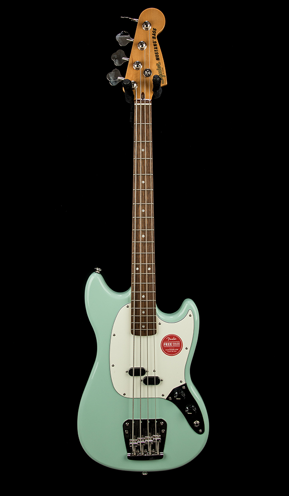 Squier CV Mustang #ISSK20003393 Front