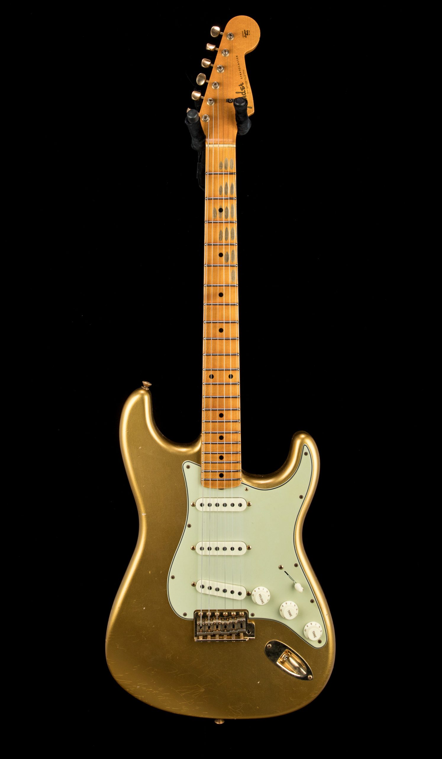 Fender Custom Shop LTD 62 Strat JRN #CZ549931 Front