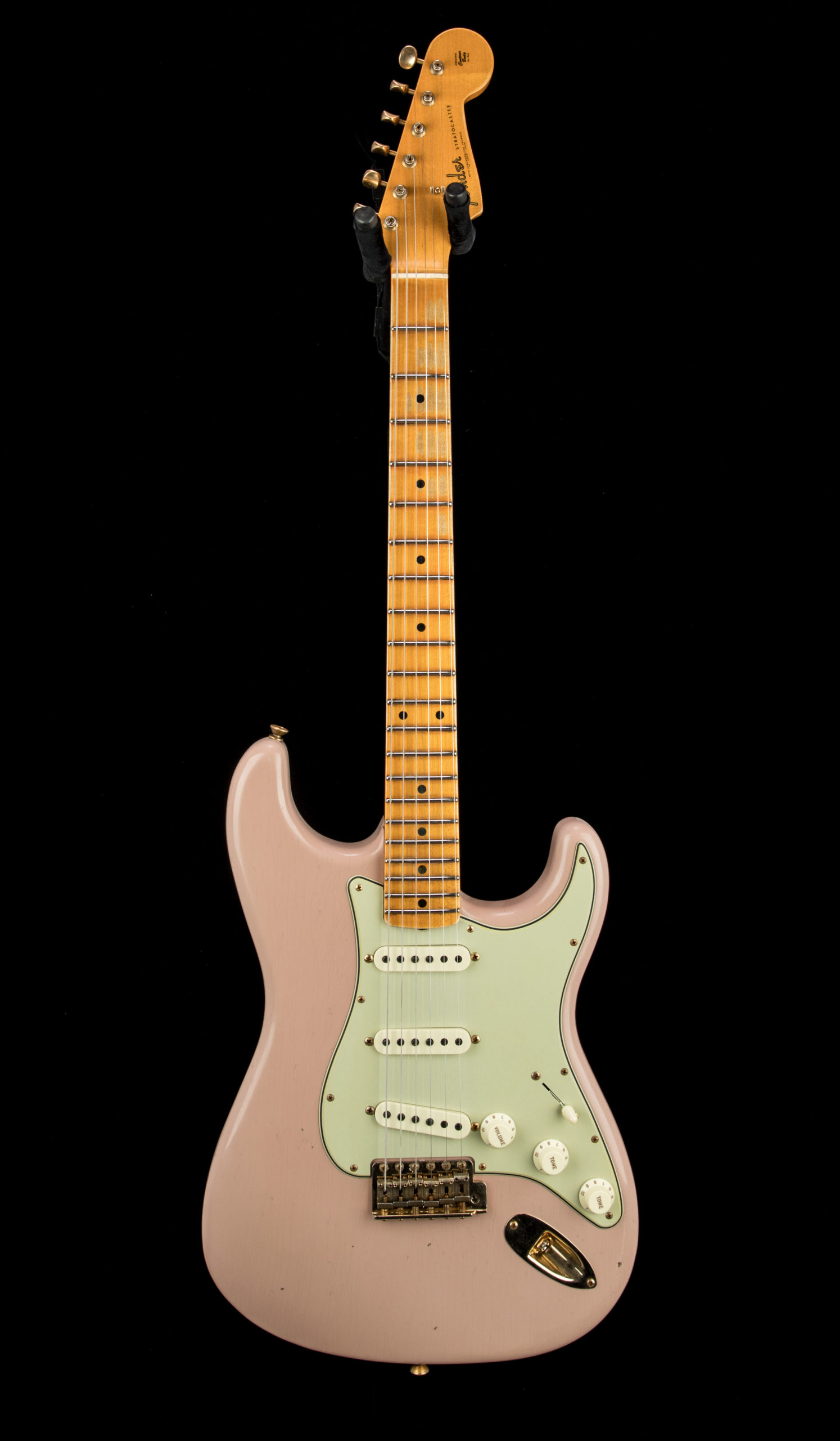 Fender Custom Shop LTD 62 Strat JRN #CZ550486 Front