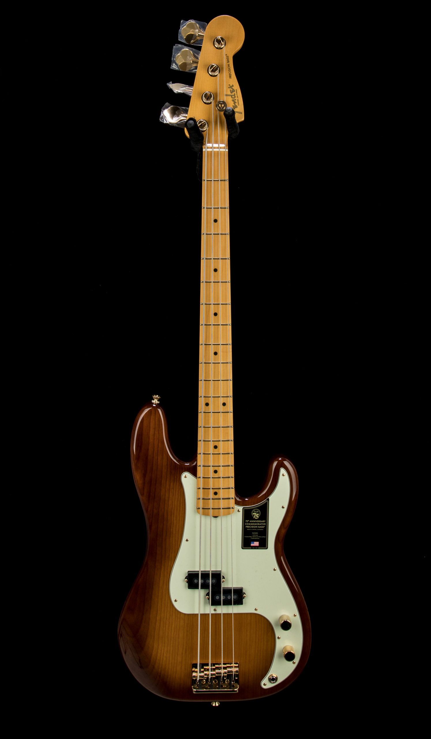 Fender 75th Anny P Bass #US20095784 Front