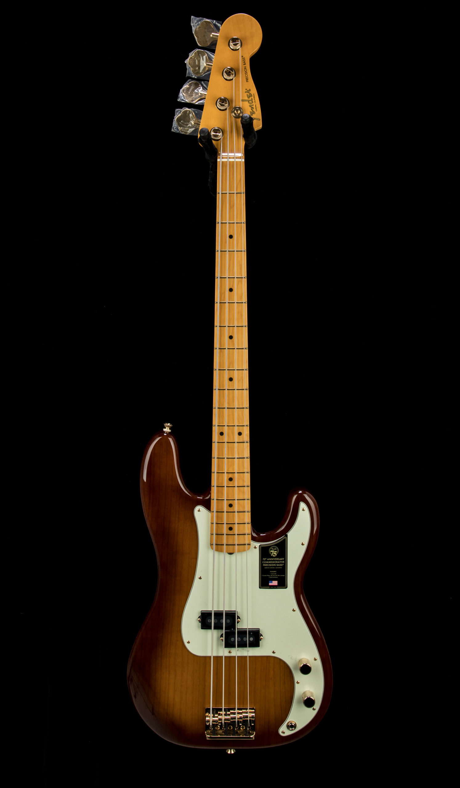 Fender 75th Anny P Bass #US20095181 Front
