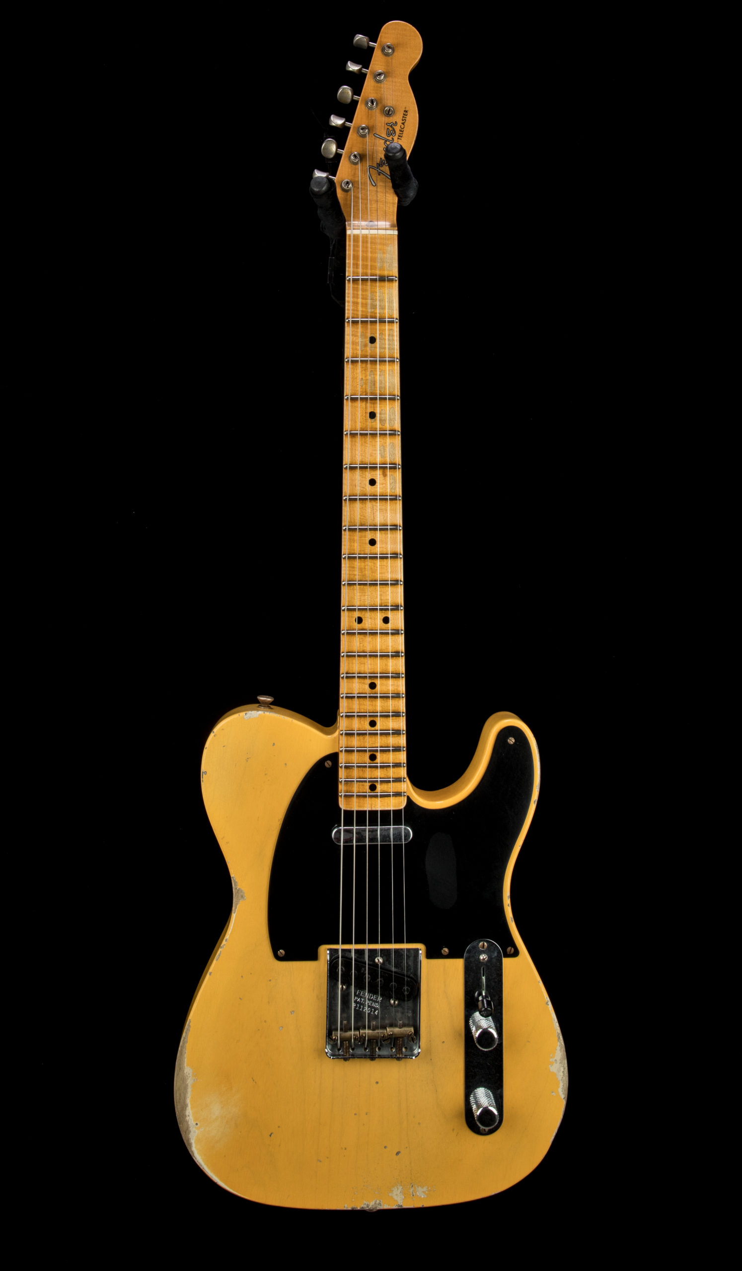 Fender Custom Shop B1 LTD 1951 Tele REL #R112014 Front