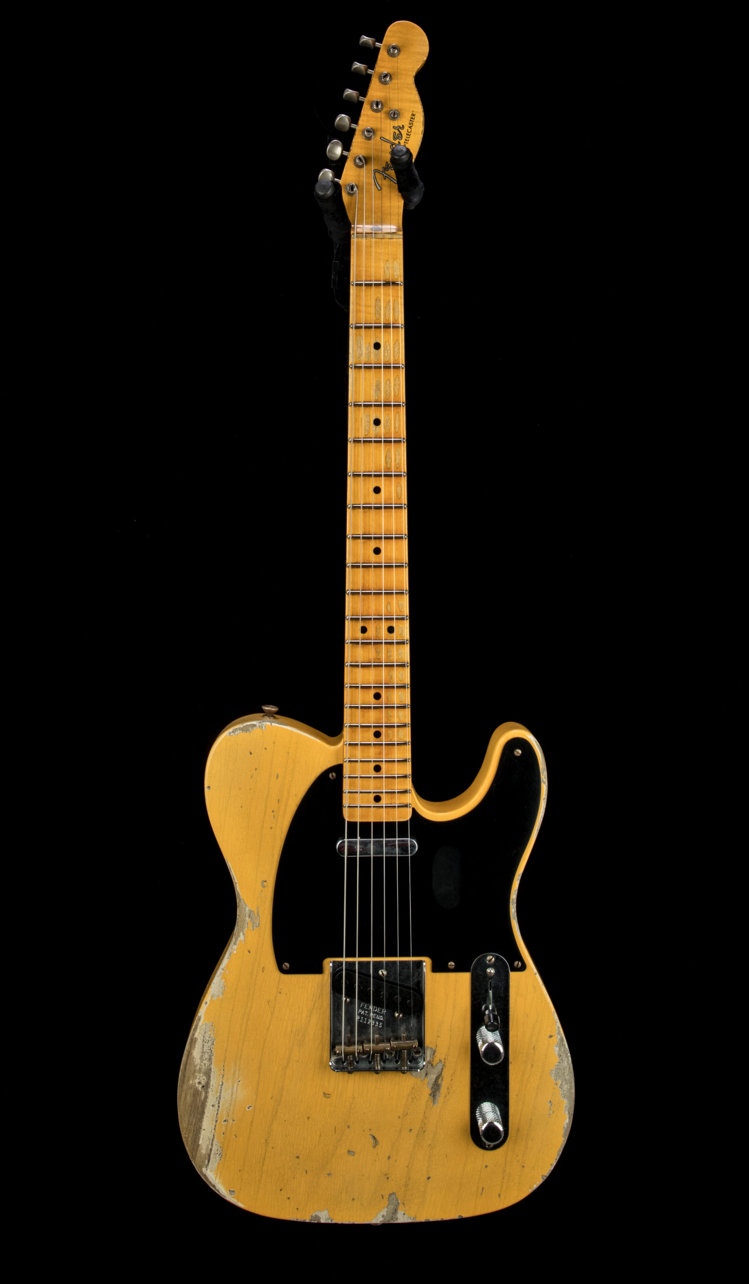 Fender Custom Shop B1 LTD 1951 Tele Heavy Rel #R112335 Front