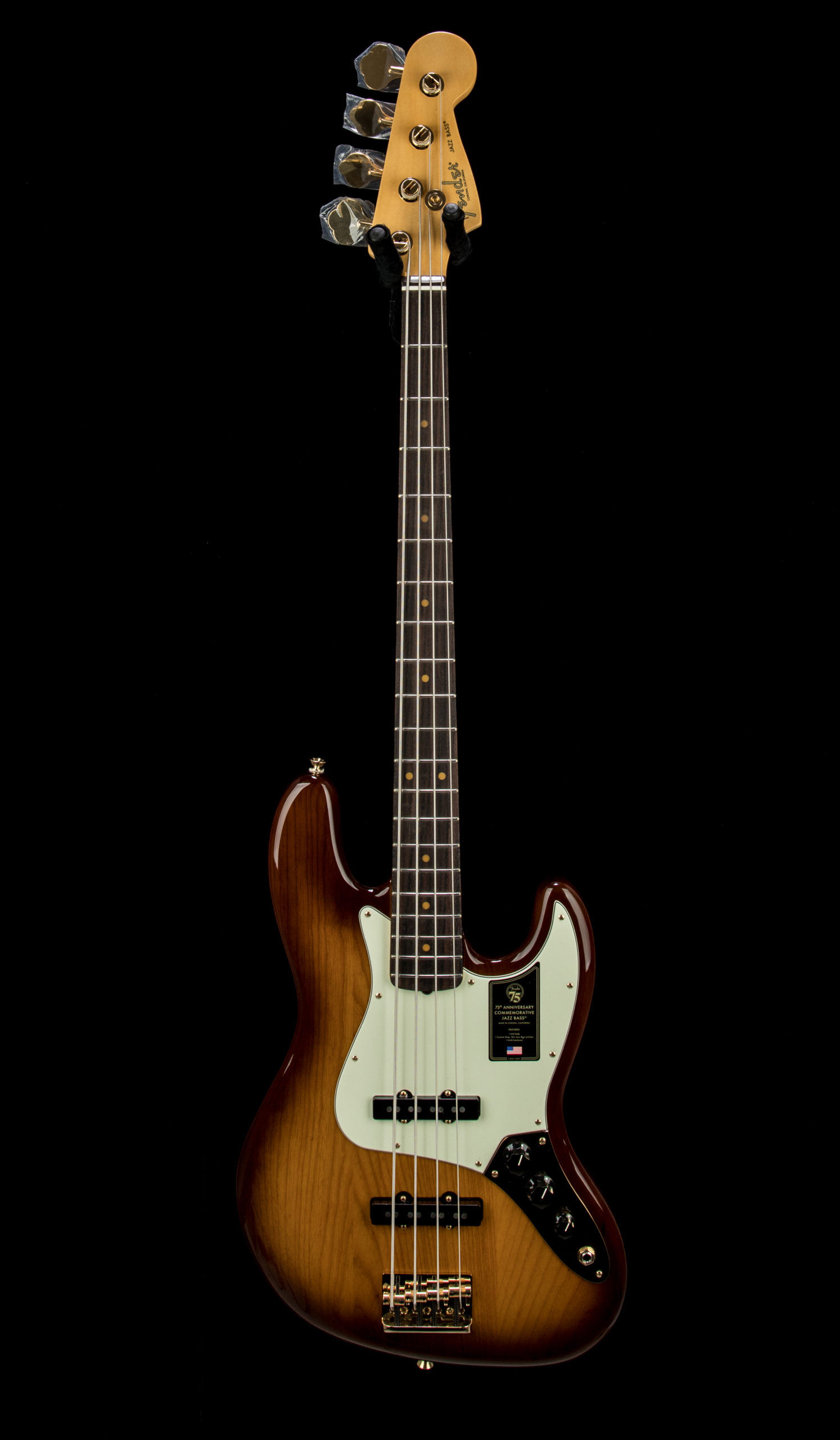 Fender 75th Anny Jazz Bass #US20096295 Front