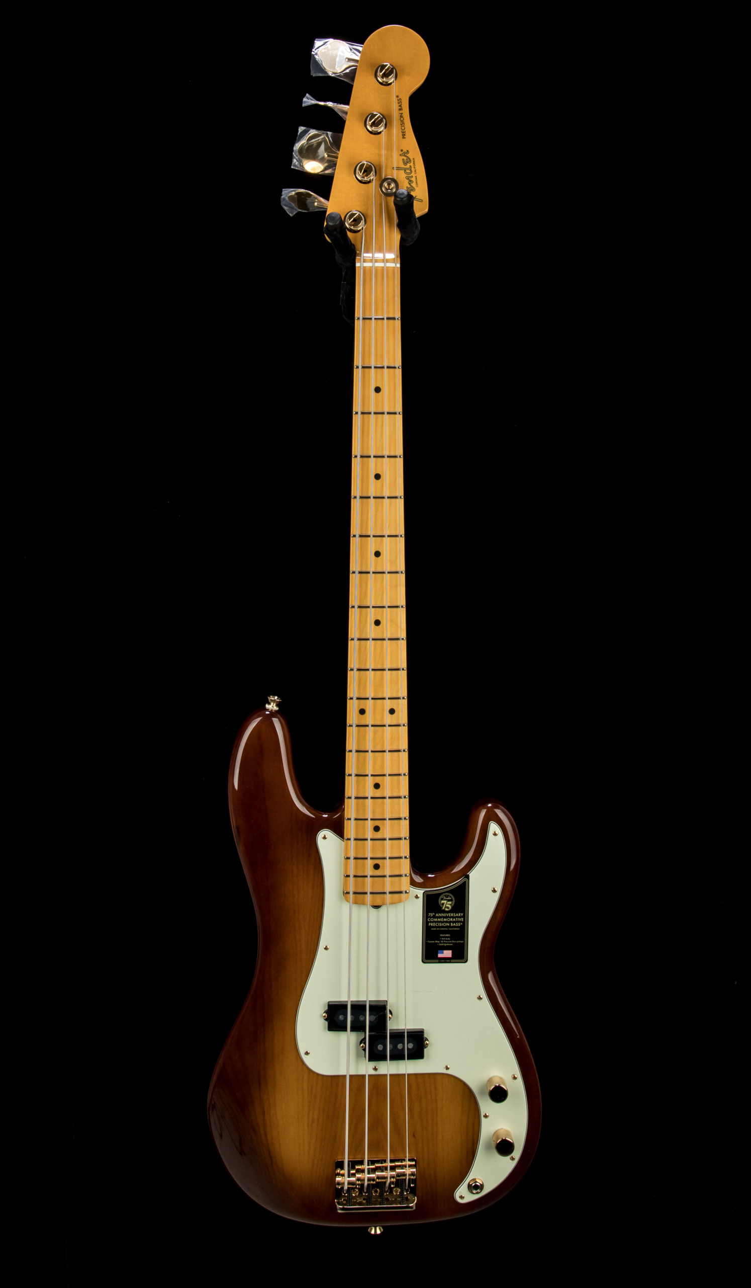 Fender 75th Anny P Bass #US20099172 Front