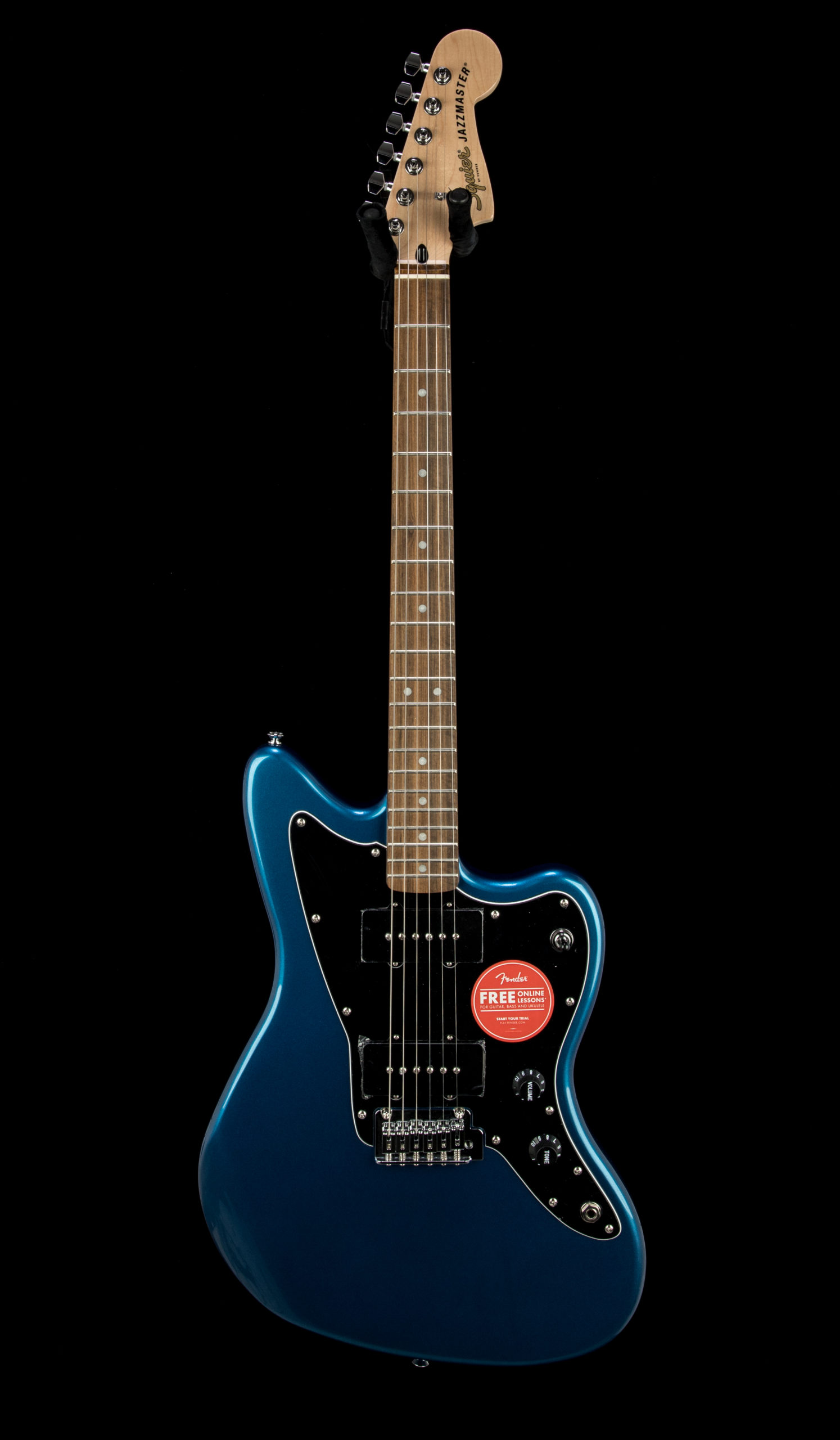 Squier Affinity Jazzmaster Blue Front