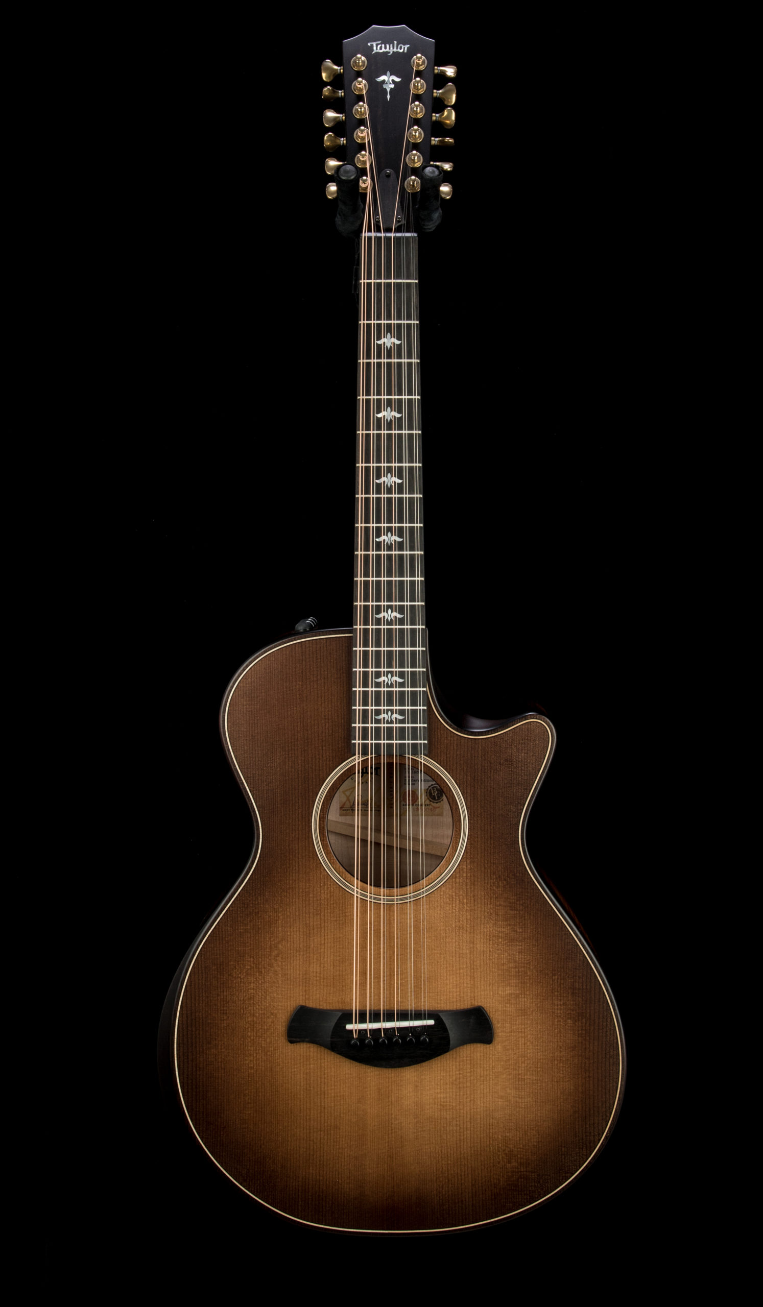 Taylor Demo Builders Edition 652ce #1211250045 Front