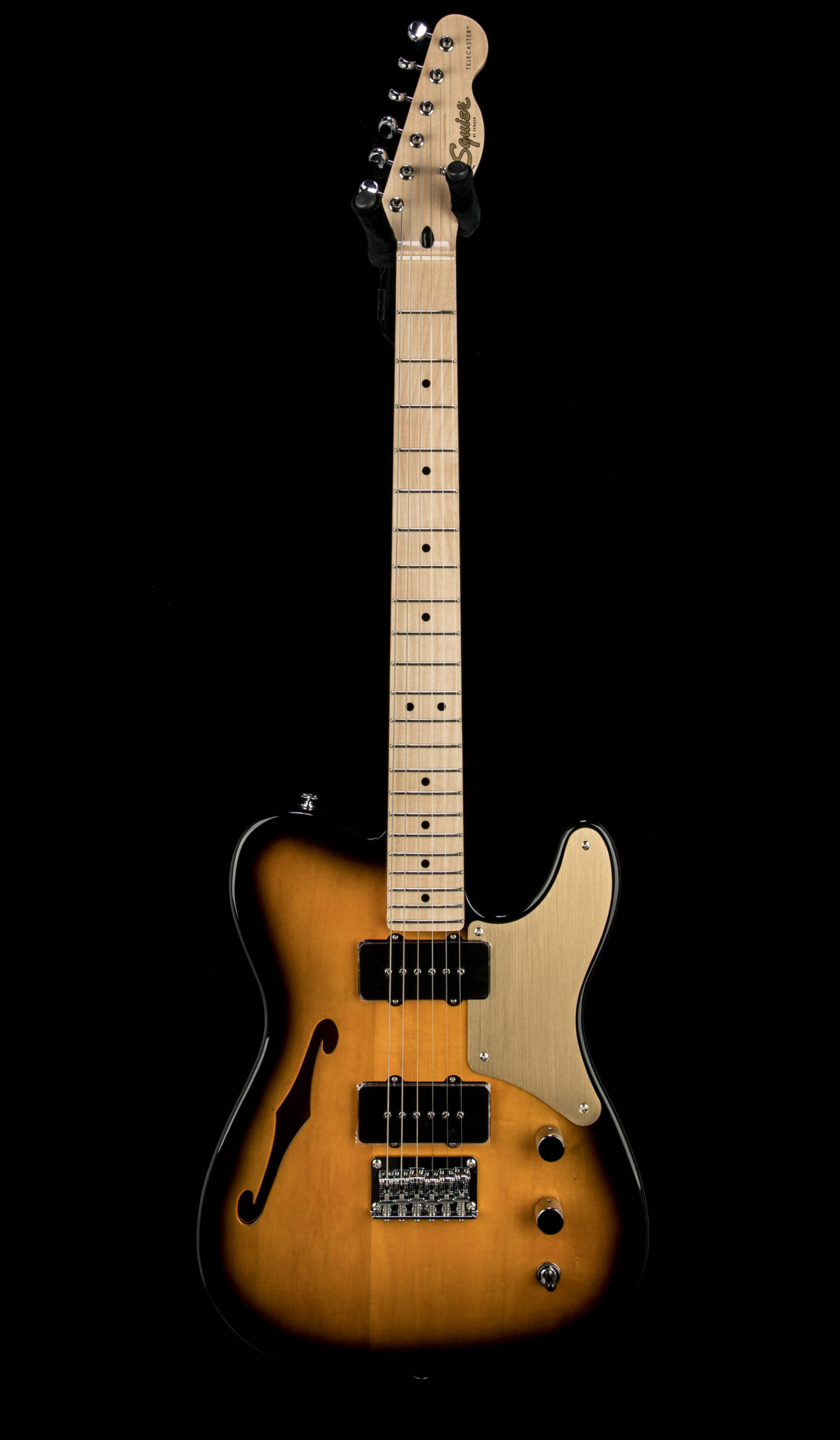 Squier Paranormal Cab Tele Thinline #CYKE21003904 Front