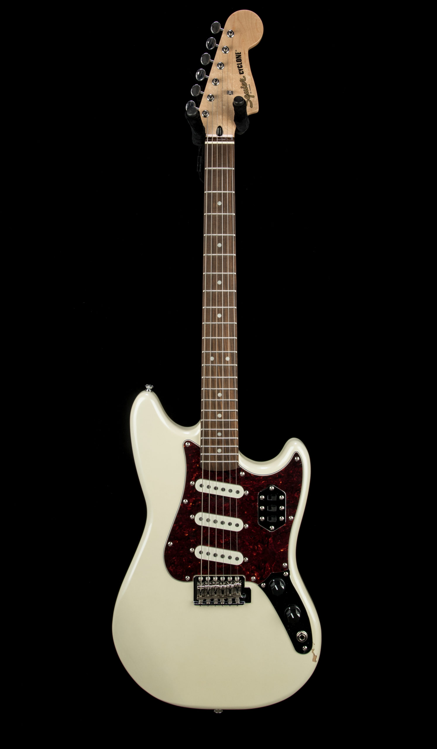 Squier Paranormal Cyclone #CYKC21003511 Front