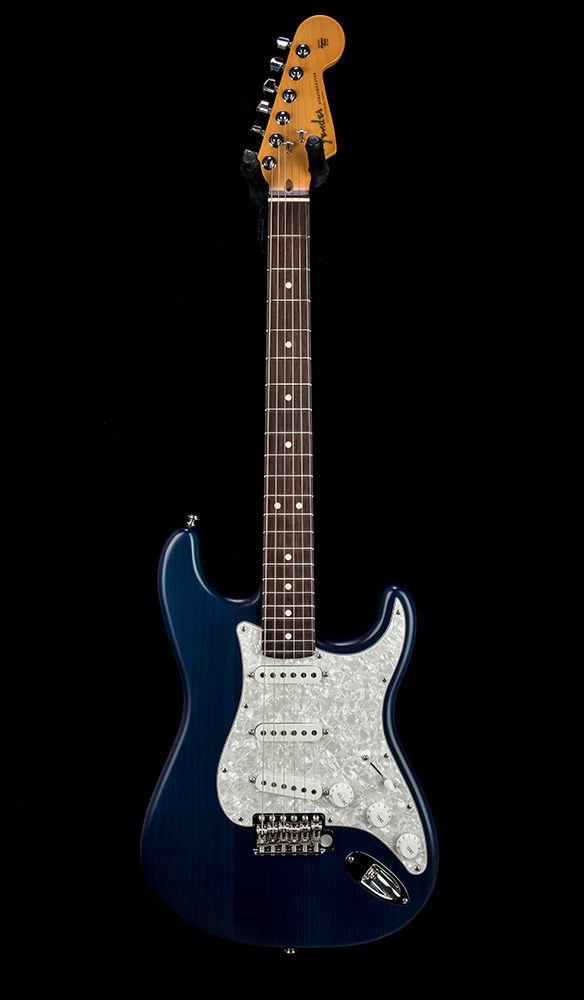 Fender Cory Wong Strat #US21002443 Front