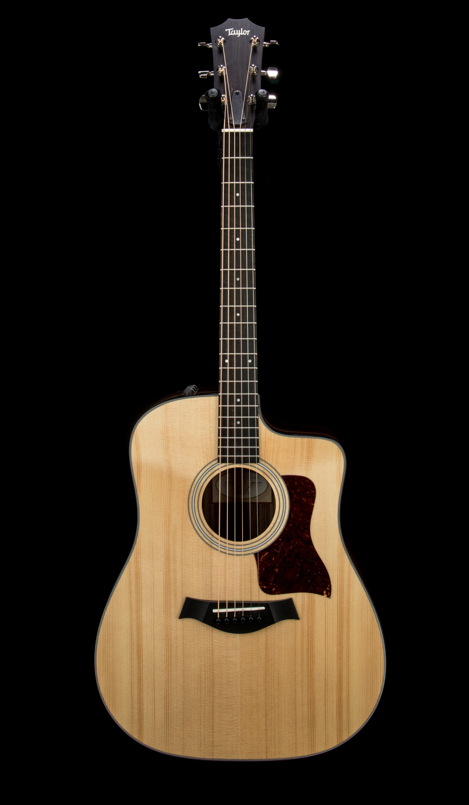 Taylor Factory Used 210ce Plus #2206121454 Front