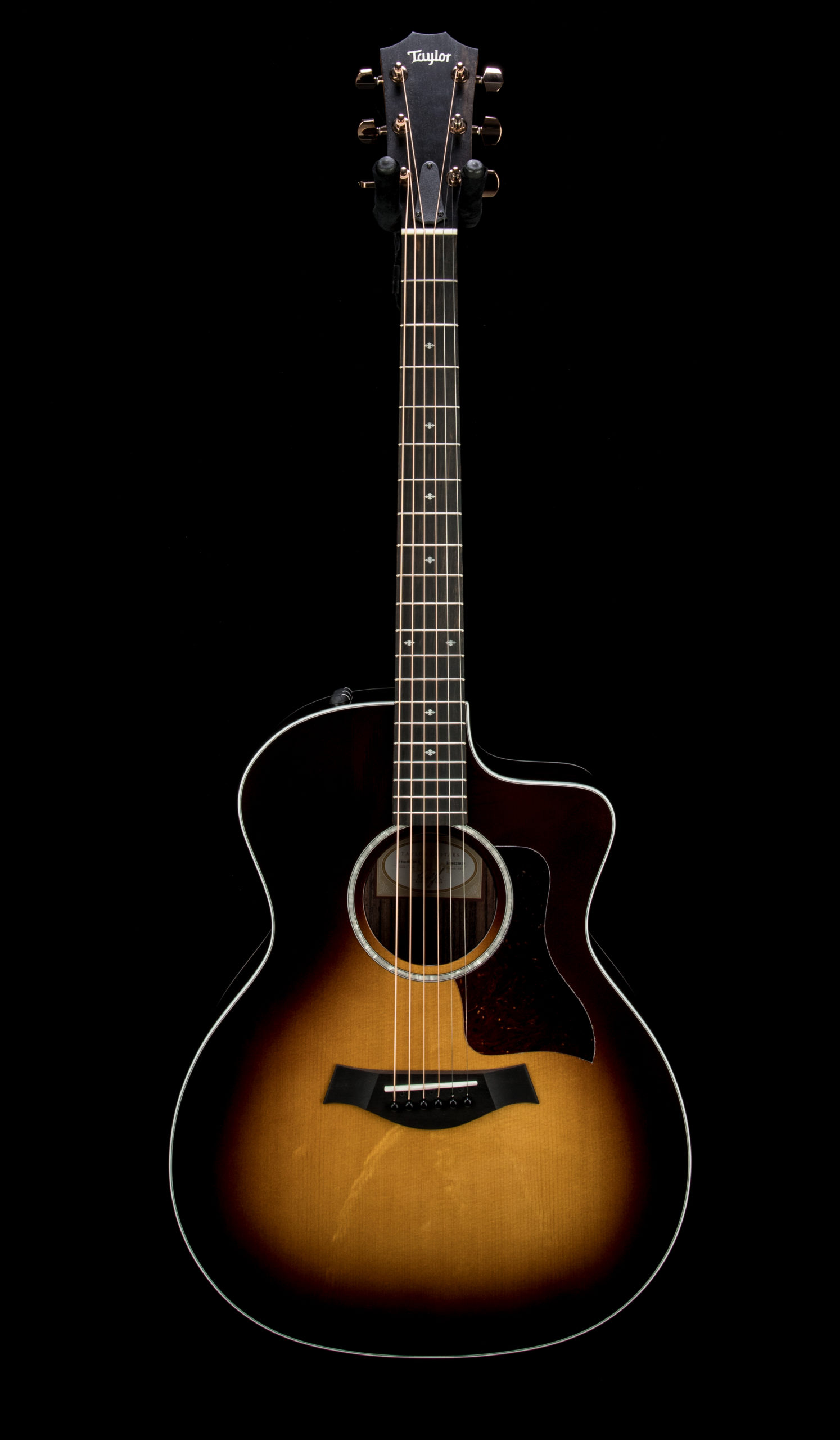 Taylor Factory Used 214ce SB DLX #2206221019 Front