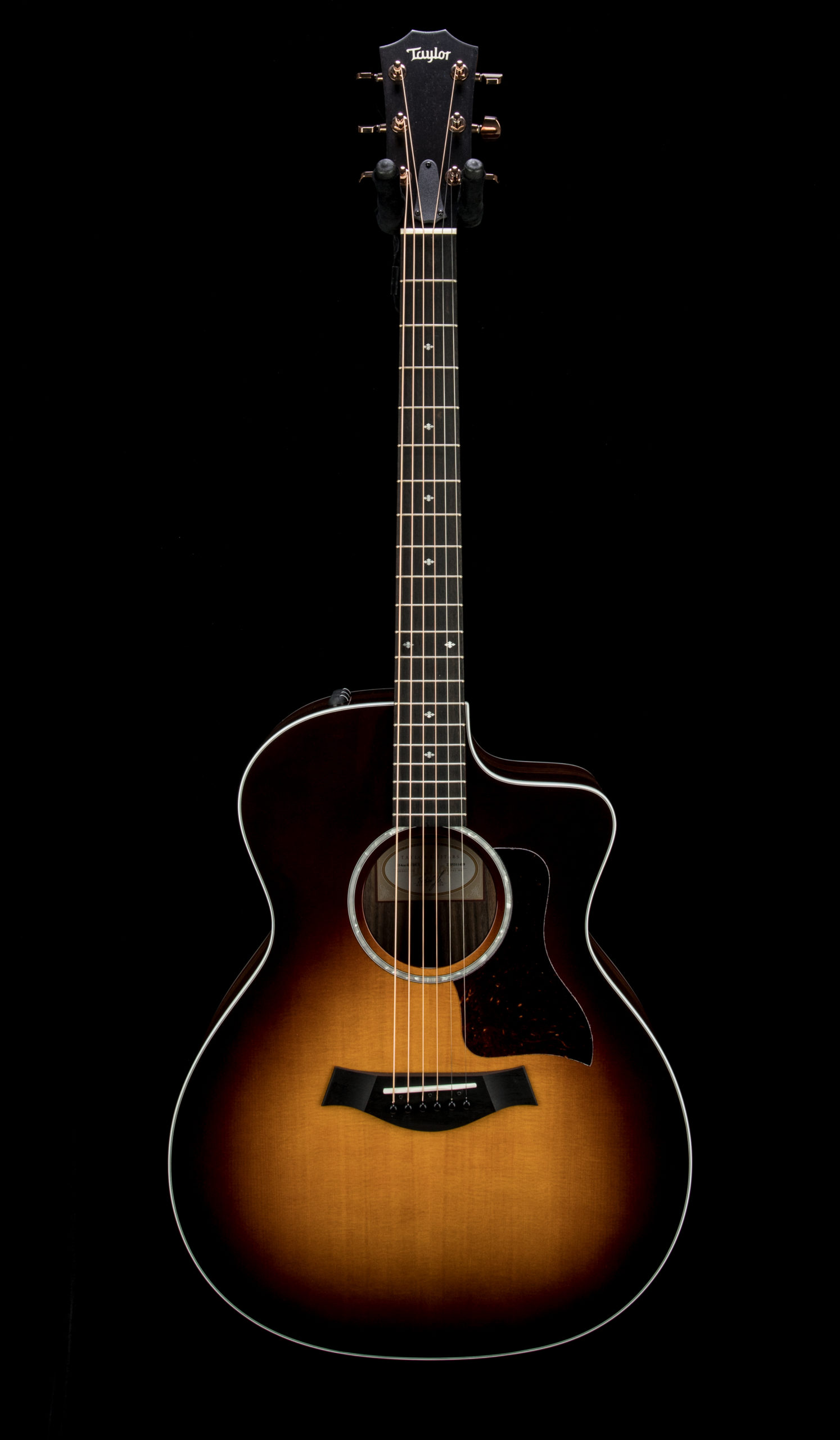 Taylor Factory Used 214ce SB DLX #2205311489 Front