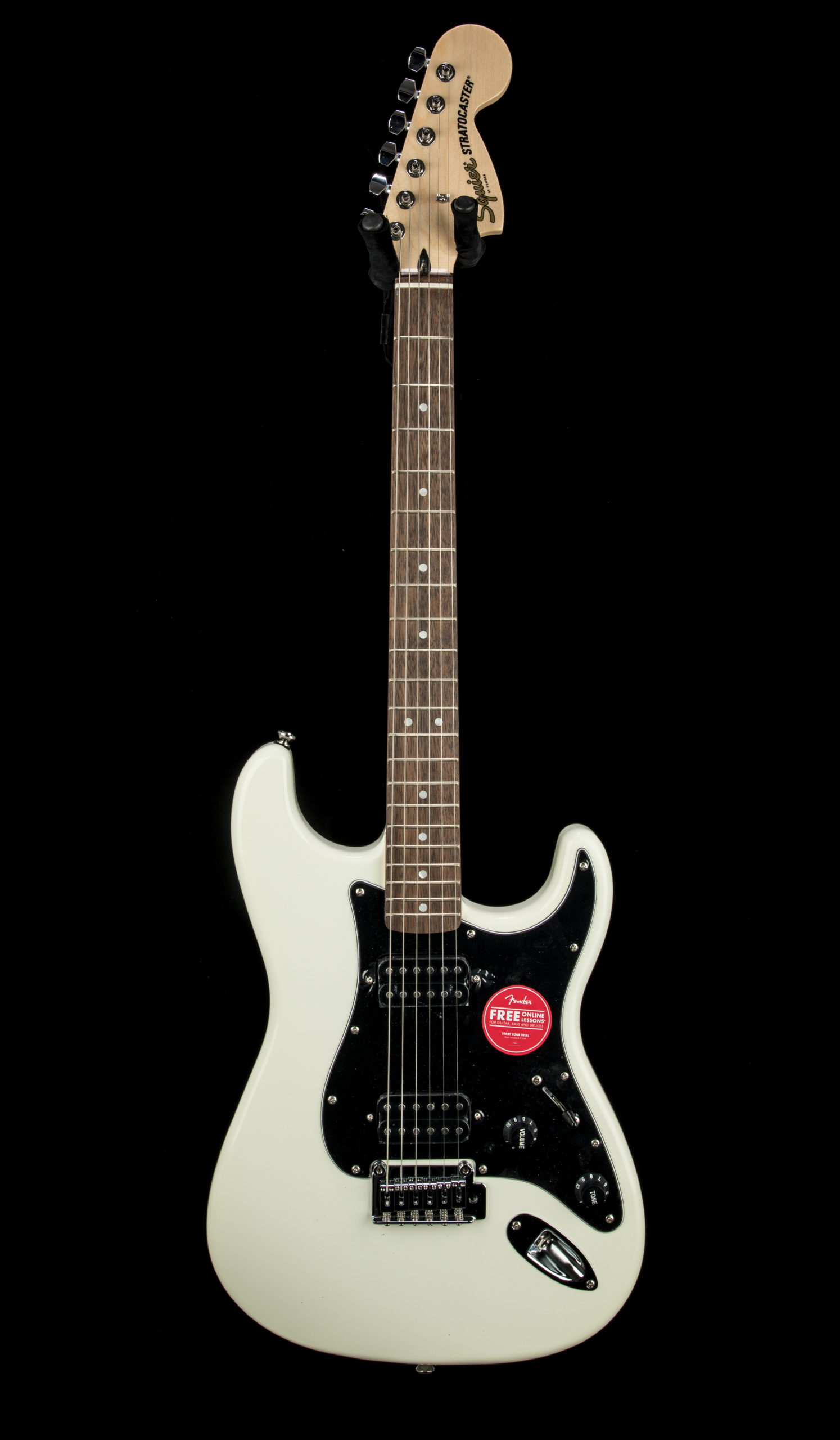 Squier Affinity Strat HH OLW Front
