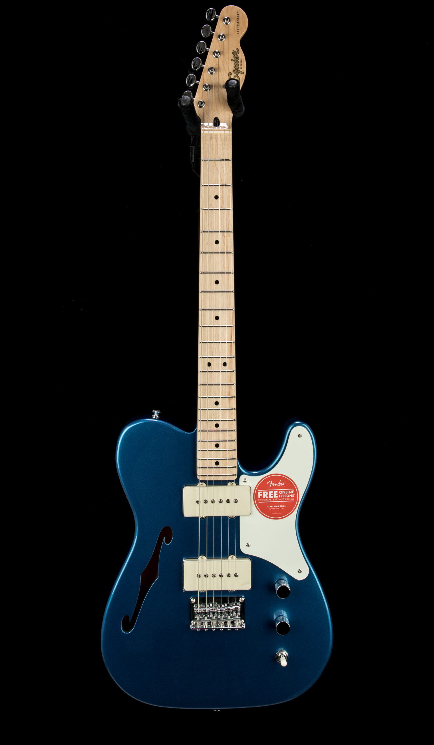 Squier Paranormal Cab Tele Thinline #CYKC21002435 Front