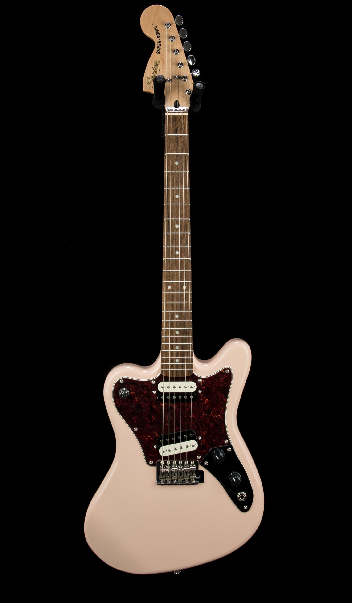 Squier Paranormal Super Sonic #CYKD21006241 Front