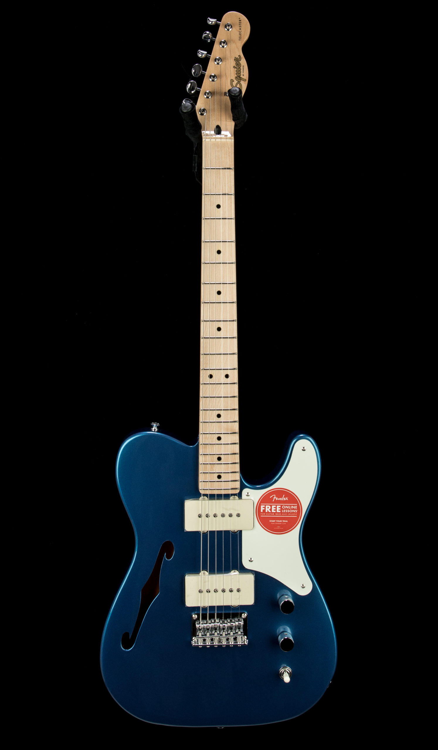 Squier Paranormal Cab Tele Thinline #CYKC21002408 Front