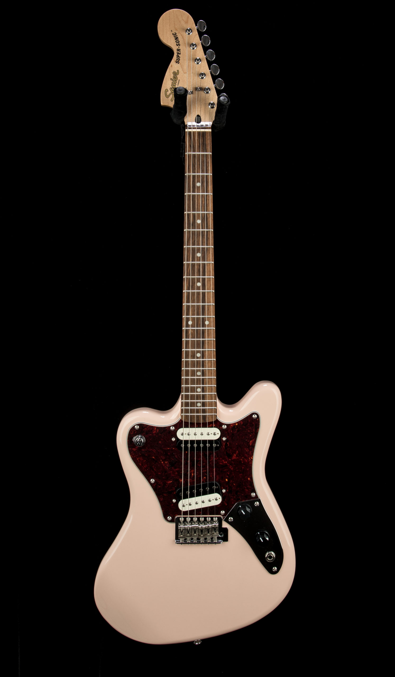 Squier Paranormal Super Sonic #CYKD21006819 Front